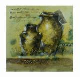 Obraz na plátně-vázy