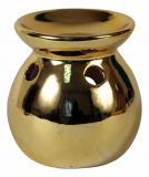 Aromalampa vánoční-zlatá