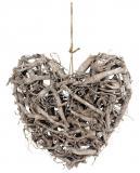 Srdce-řezané proutí