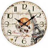 Nástěnné hodiny-cafe