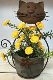 Betonový obal-kočka