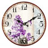Nástěnné hodiny-šeřík