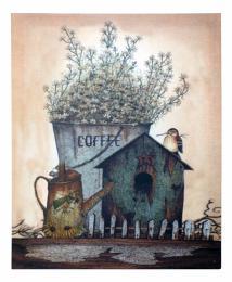 Obraz na plátně-coffee - zvětšit obrázek