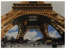 Obraz na plátně-Eiffelova věž - zvětšit obrázek