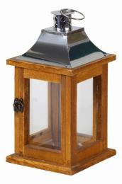 Dřevěná lucerna - zvětšit obrázek