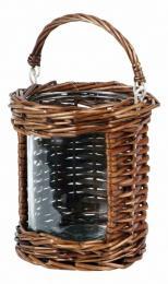 Proutěná lucerna-hnědá - zvětšit obrázek