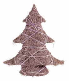 Vánoční stromek-violet - zvětšit obrázek