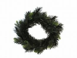 Vánoční věnec-zelený - zvětšit obrázek