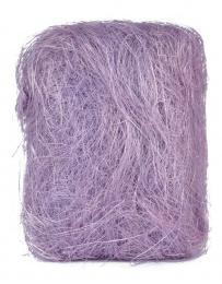 Dekorační sisál-sv. fialová - zvětšit obrázek