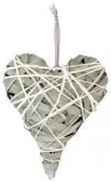 Srdce-šedá - zvětšit obrázek