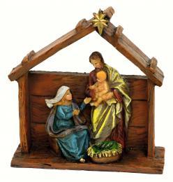Betlém polyrezinový - zvětšit obrázek