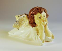 Anděl polyresinový - zvětšit obrázek