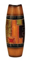 Keramická váza-orient - zvětšit obrázek