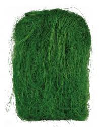 Dekorační sisál-tm.zelená - zvětšit obrázek