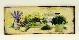 Obraz na plátně-herbes - zvětšit obrázek