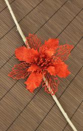 Vánoční květina-červená - zvětšit obrázek