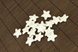 Vánoční hvězdička-bílá, 16ks - zvětšit obrázek