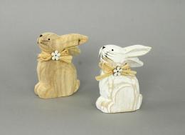 Dřevěný zajíček - zvětšit obrázek