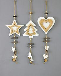 Vánoční girlanda - zvětšit obrázek