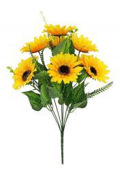 Kytice-slunečnice - zvětšit obrázek
