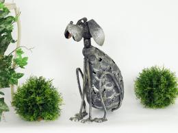 Kovový pes - zvětšit obrázek