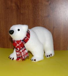 Vánoční medvěd - zvětšit obrázek