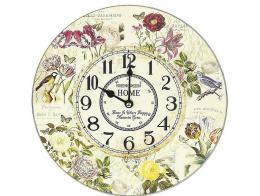 Nástěnné hodiny-home - zvětšit obrázek