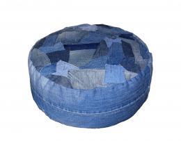 Sedák jeans - zvětšit obrázek