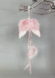 Vánoční křídla-peří - zvětšit obrázek